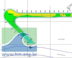 Estudos e Projetos de Obras Costeiras - 04