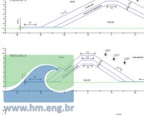 Estudos e Projetos de Obras Costeiras - 07