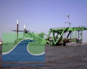 Projeto, consultoria e fiscalização de dragagem - 05